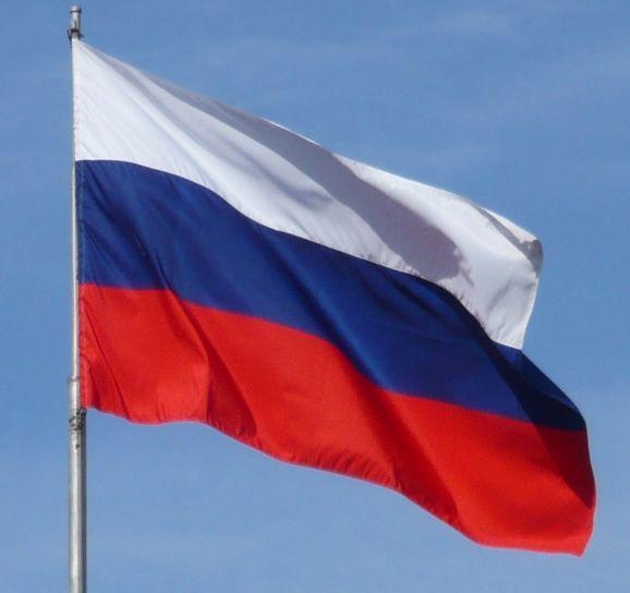 22 августа отмечается день флага Российской федерации