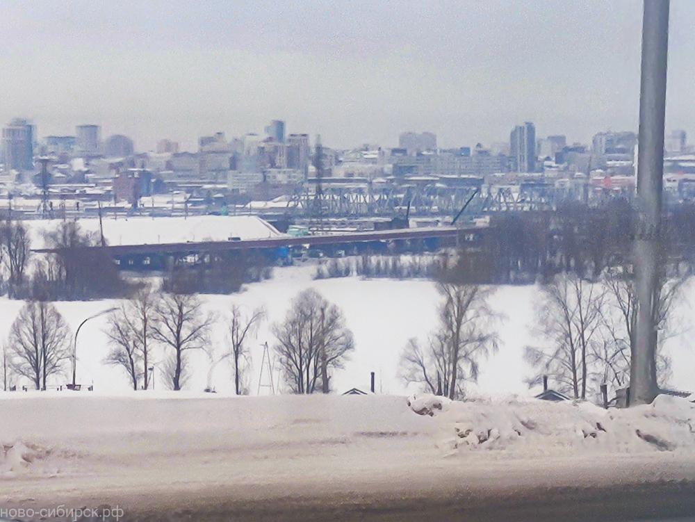 4 мост в Новосибирске ФОТО строительства. Где он будет?